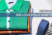 We Love Polo Shirts / Adoramos Polos