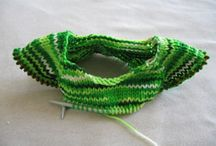 Knitting lessons & ideas