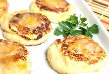 Gluten Free Appetizers & Snacks / by Penny Lewis