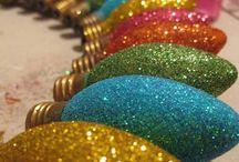 I love glitter!!!!!