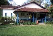 fachadas de casa campo