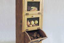 Storage-kitchen