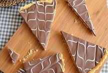 TAARTEN EN BAK RECEPTEN / Allerlei heerlijke taarten of cakes recepten