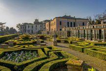 Italian Parks and Gardens / Parchi e Giardini di tutta Italia per ispirare e per far conoscere lo stile e la storia del Bel Paese