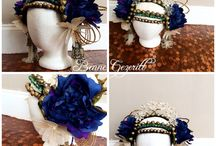 Tribal Fusion Headpieces / Tribal fusion headpieces