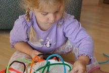ideas for baby sitting / by Melissa Raddatz