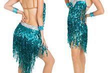 tanečne šaty