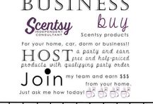 Mom scentsy