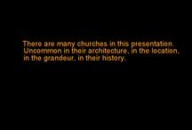 Uncommon Church Buildings