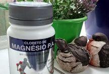 cloreto magnésio PA