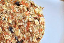 Healthy desserts / Healthy snacks