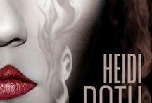 ~ Syntitehdas ~ / Syntitehdas on Melinda Menander -dekkarisarjan ensimmäinen osa. Lue lisää kirjasta ja kirjailijasta:  www.heidiroth.fi #kirja #dekkari #salapoliisiromaani