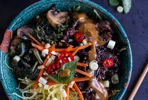 Asian Fusion Recipes