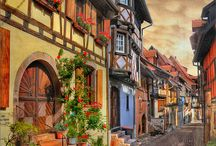French Towns
