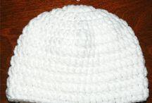 Crocheting / Baby hat