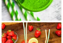 Nutri bullet recipes / Recipes where you can use your Nutri bullet.