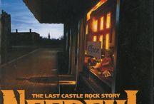 Stephen King's covers / Stephen King borítók