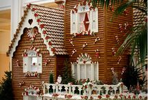 Gingerbread Houses / by Lynn Wallace