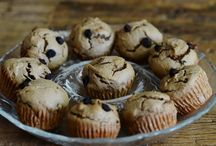 Healthy treats - gluten free, sugar free (except for honey or maple syrup), or low-sugar