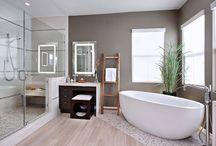 Bathroom Designs / by Renee Baxter
