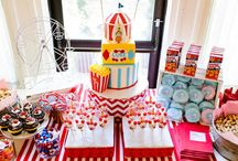 Circus Party Ideas / by Pretty My Party - Cristy Mishkula