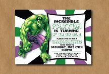 Davie Hulk party