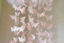 tematica para cumpleaños de mariposas