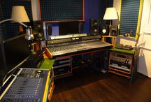 Custom Furniture for Wavelength Music Studio