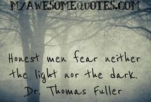 Quotes About Honesty / Honesty Quotes