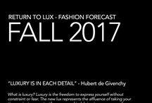 BLU'S Fall 2017 Fashion
