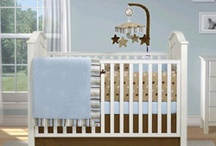 Nursery Ideas / Baby P is a boy and these are some nursery ideas since we aren't 100% yet with how we are gonna do it.  / by Roxanna Precht