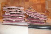 Bacon, Proscuitto & Pancetta