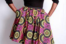 African Fashion....