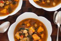 soups / by Sandra Martinelli