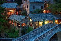 Travel Planning - Bosnia