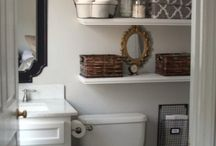 Guest bathroom / by Sarah Yackobeck