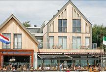 Vlieland Hotels en B&B's / Een overzicht van de hotels op Vlieland.