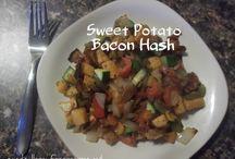 Clean recipes - Breakfast/Lunch