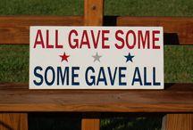 GOD BLESS THE USA / by Kimberly Tackett