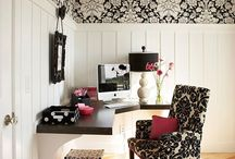 Home Office / by Alison Finstad