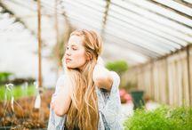 Greenhouse portraitshoot