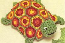 Crochet + knit / by Jill DeLong