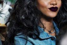 Hair & glitter