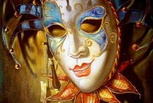 маски маскарад