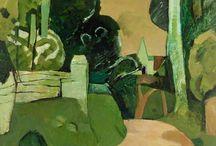 Keith Vaughan Art