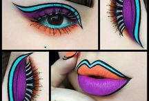 Kreativny make up
