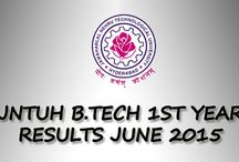 jntuh 1st year results june 2015