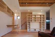 igawa-arch/Connected house