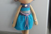 Lalkarnia Miśkotek. My crochet dolls. Made with love. / Domowa pracownia lalek. My crochet dolls. Made with love.