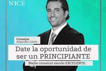 CONSEJOS ALEJANDRO LITCHI / Sigue los consejos de ALejandro Litchi para crecer tu negocio al maximo.